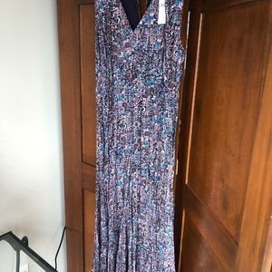 Anthropologie Dresses - NWT  Maeve Asonia Floral Ruffle Jumpsuit - SZ OP